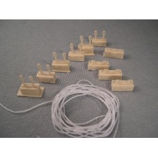 F013 - US Cables and Clamps