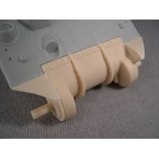 F024 - Early Sherman Three Piece Transmission Cover