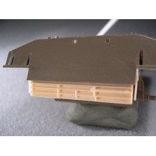 F033 - Exhaust Deflector for Tamiya M4A3