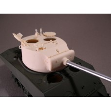 F112 - 76mm T23 Sherman Turret with Oval Loader's Hatch